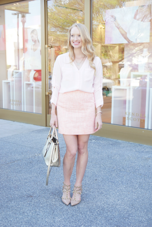 pink-tweed-skirt-strawberry-chic