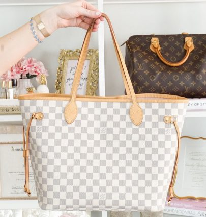 louis Vuitton neverfull mm review