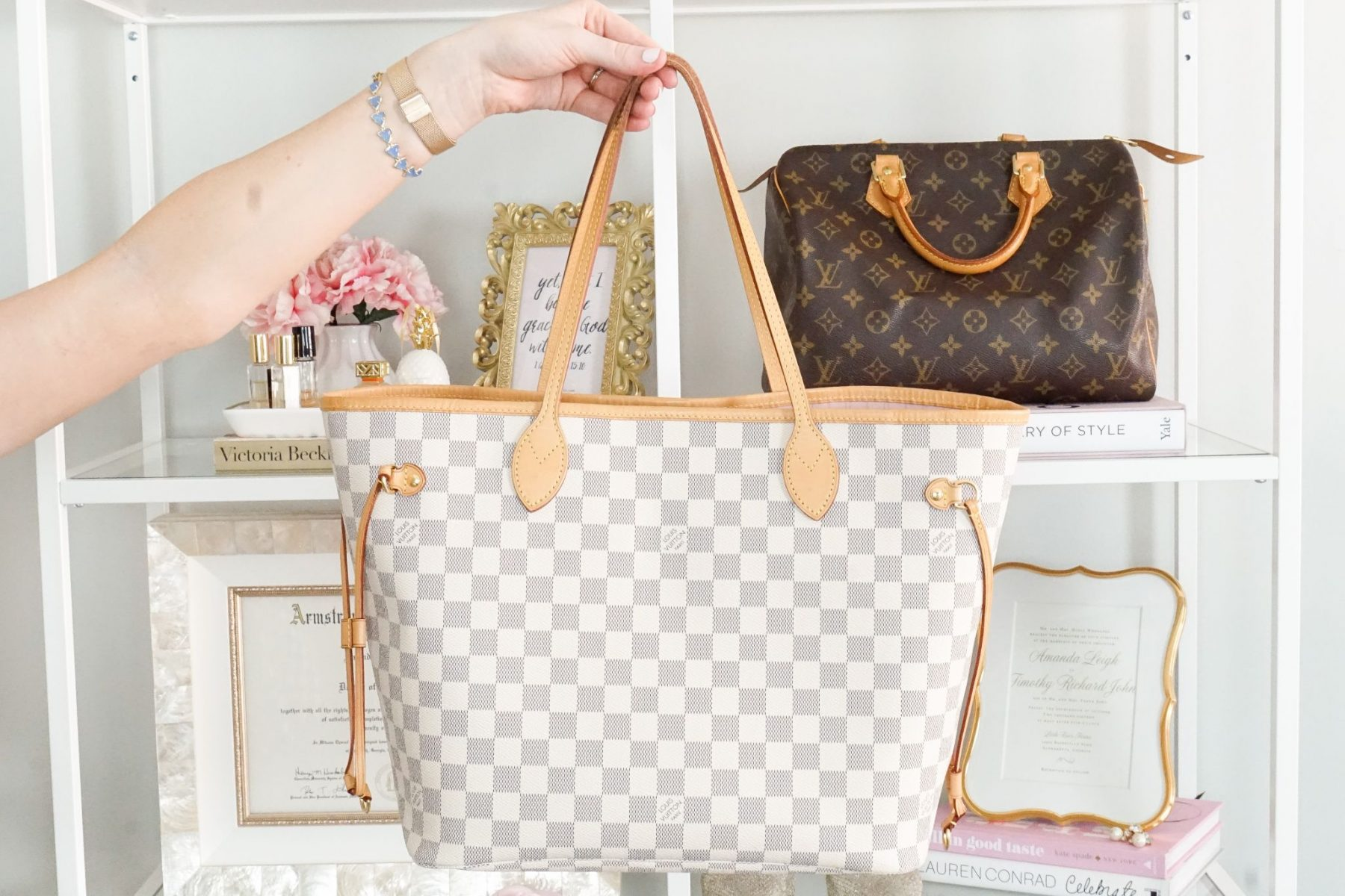 ef46fbbfc013 Louis Vuitton Neverfull MM Review  Pros and Cons and What s Inside