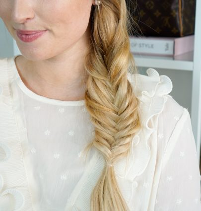 easy-fishtail-braid-hairstyle
