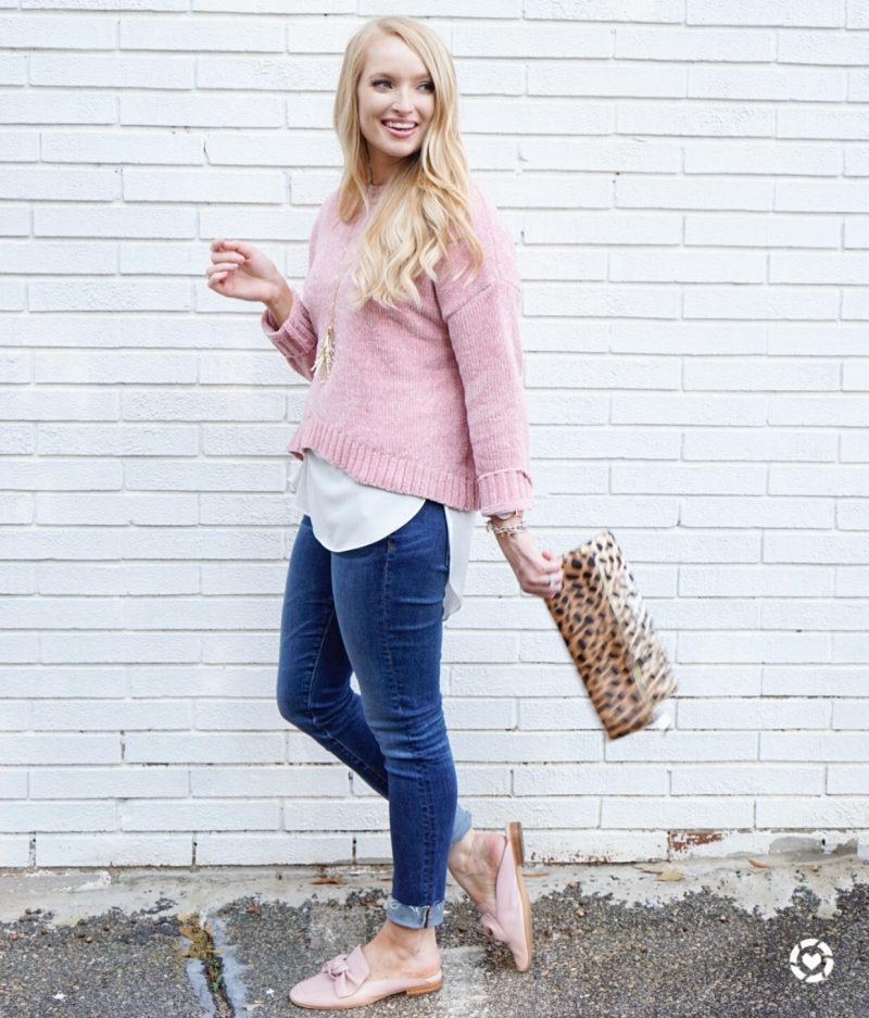 target chenille sweater