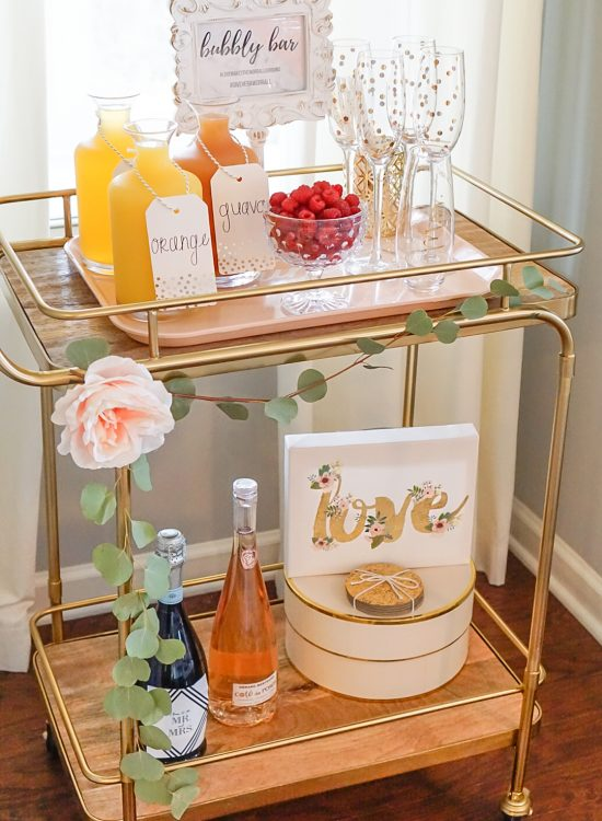 bridal-shower-mimosa-bar