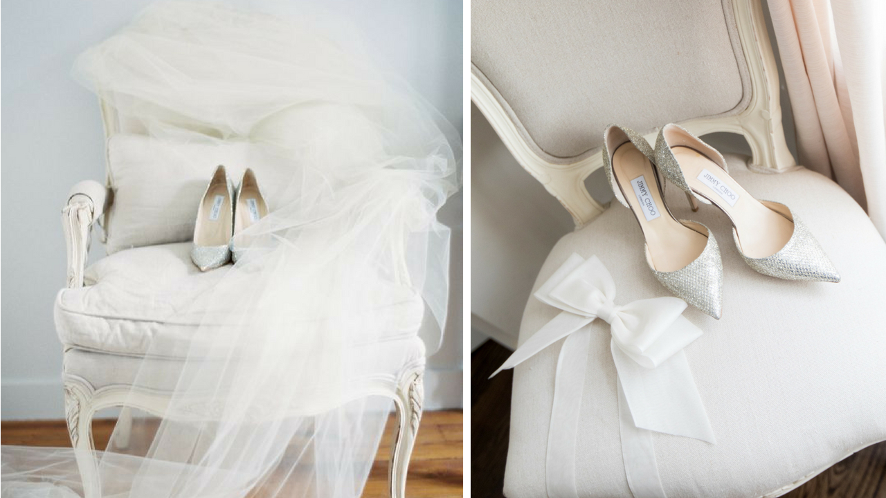 wedding shoe inspiration
