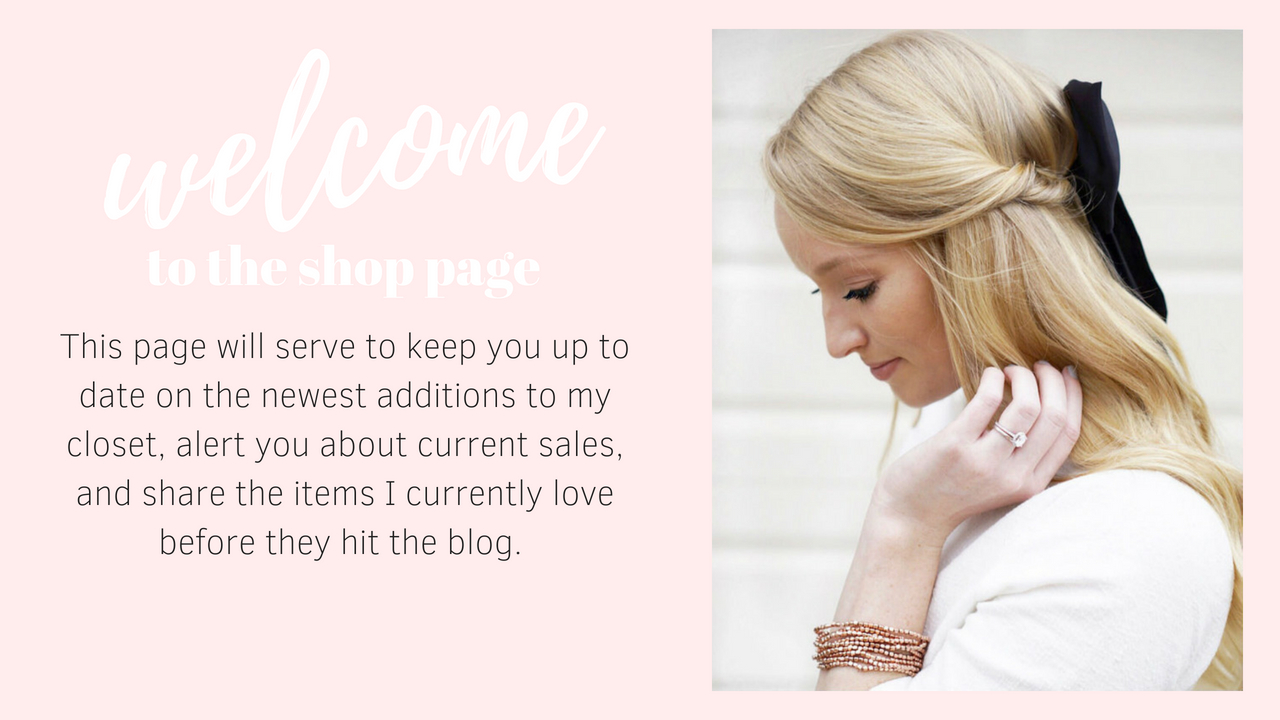 strawberry chic shop page