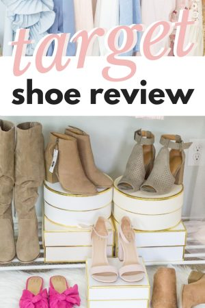 target-shoe-review- strawberry-chic