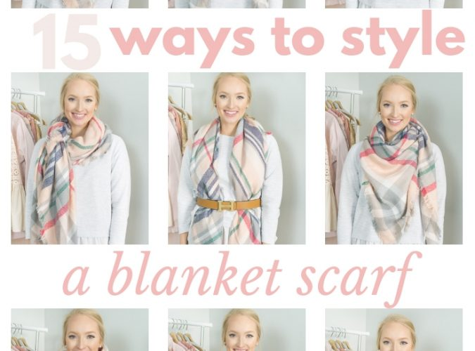 how-to-wear-blanket-scarf-strawberry-chic