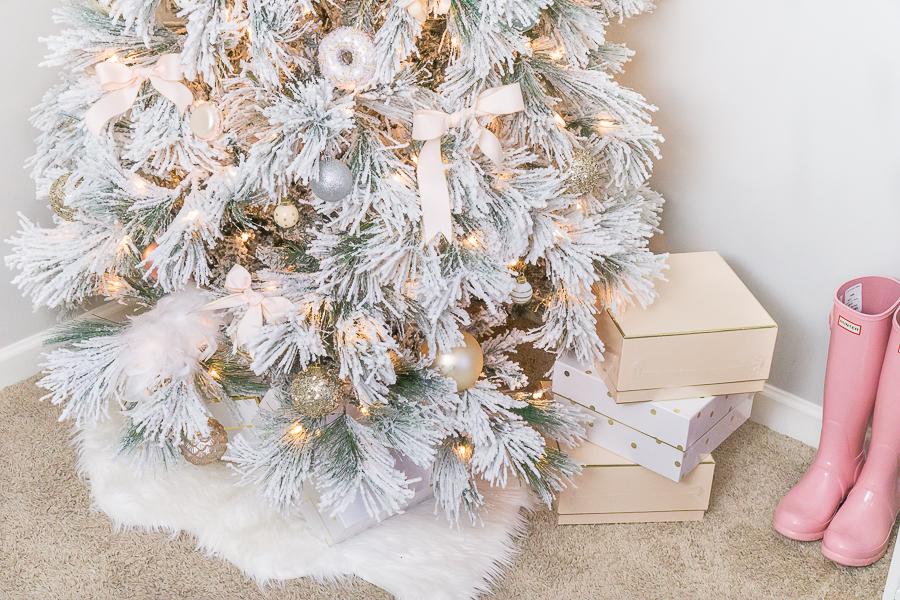 blush-pink-christmas-tree-holiday-decor-strawberry-chic