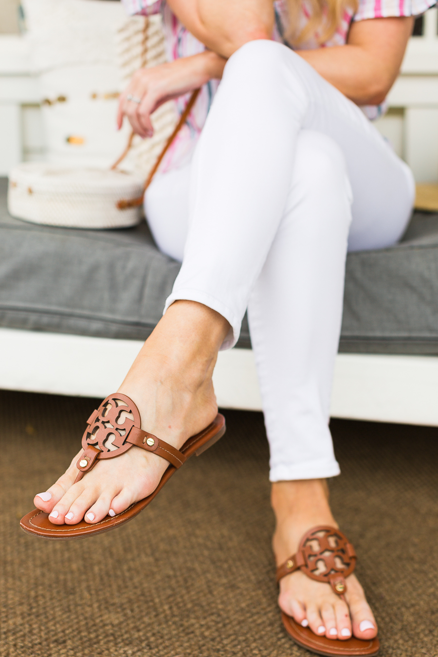 TORY BURCH MILLER SANDALS REVIEW | ARE THEY WORTH THE PRICE? | Strawberry  Chic