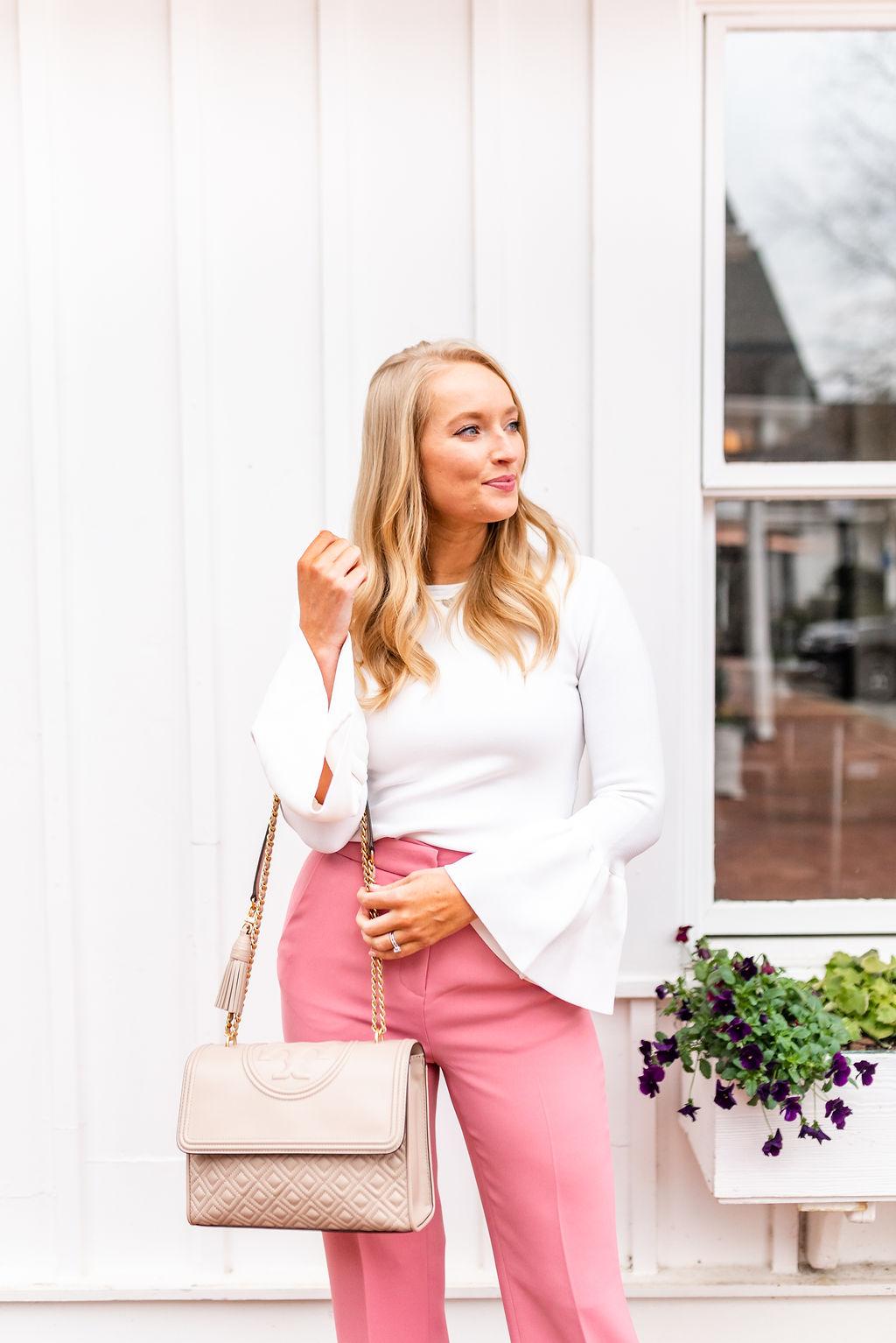 pinkworkpants