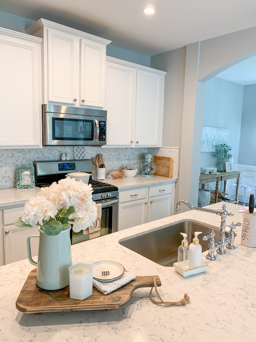 whitekitchendecorideas