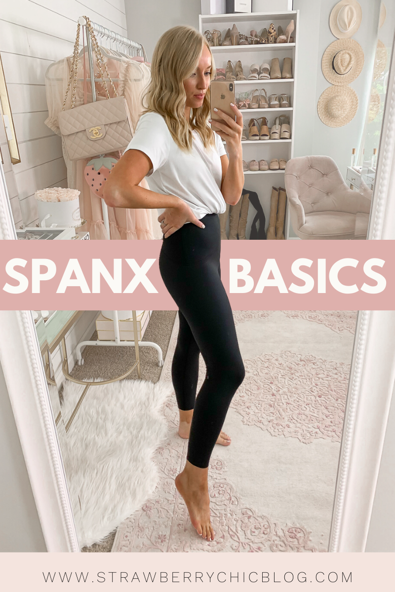 Spanx Booty Boost Active Leggings