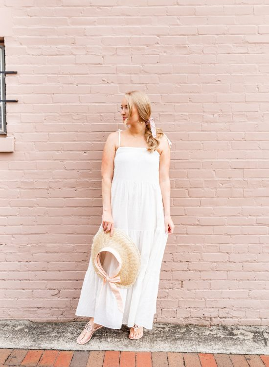How To Style a Flowy Dress