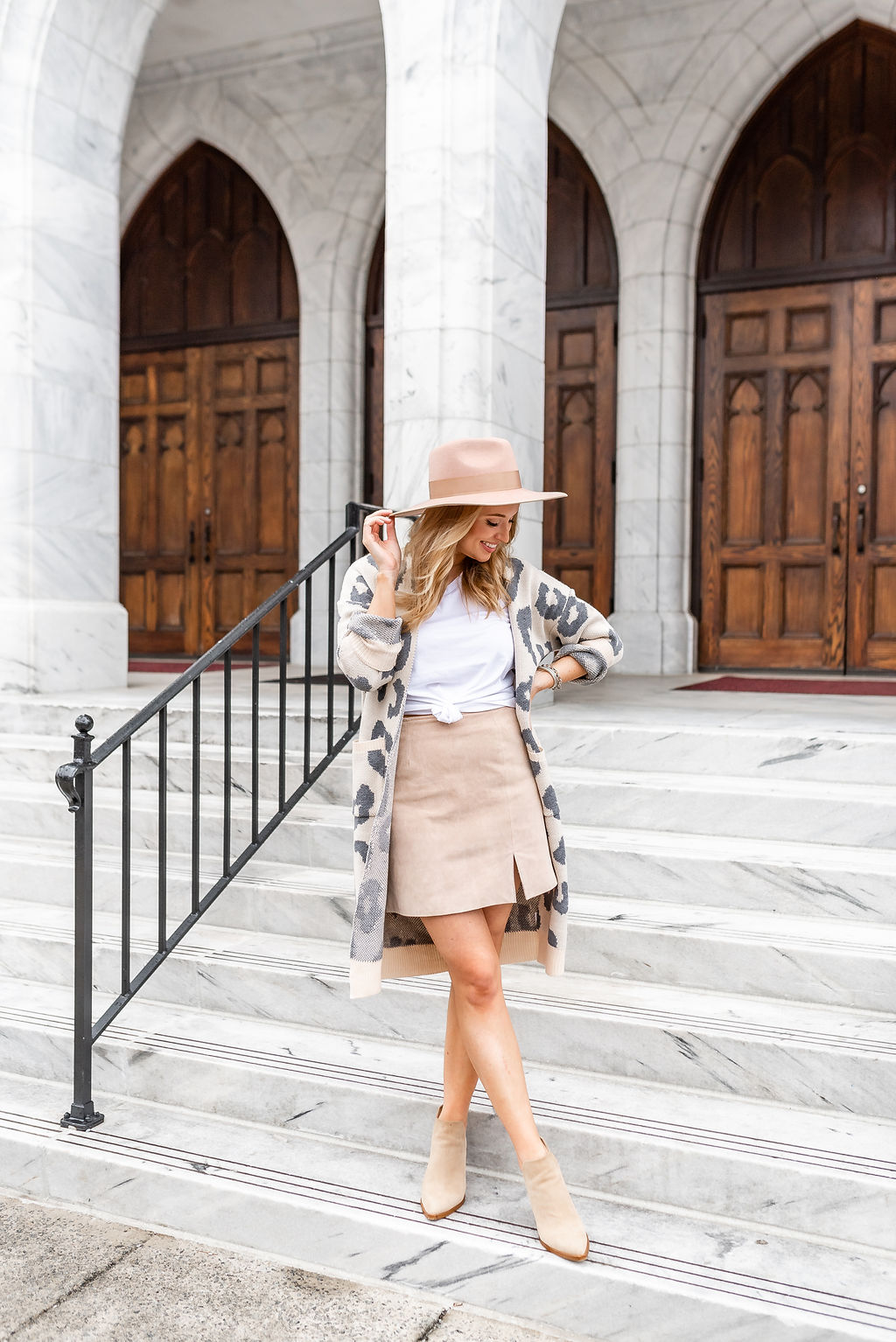 how to transition your summer wardrobe into fall