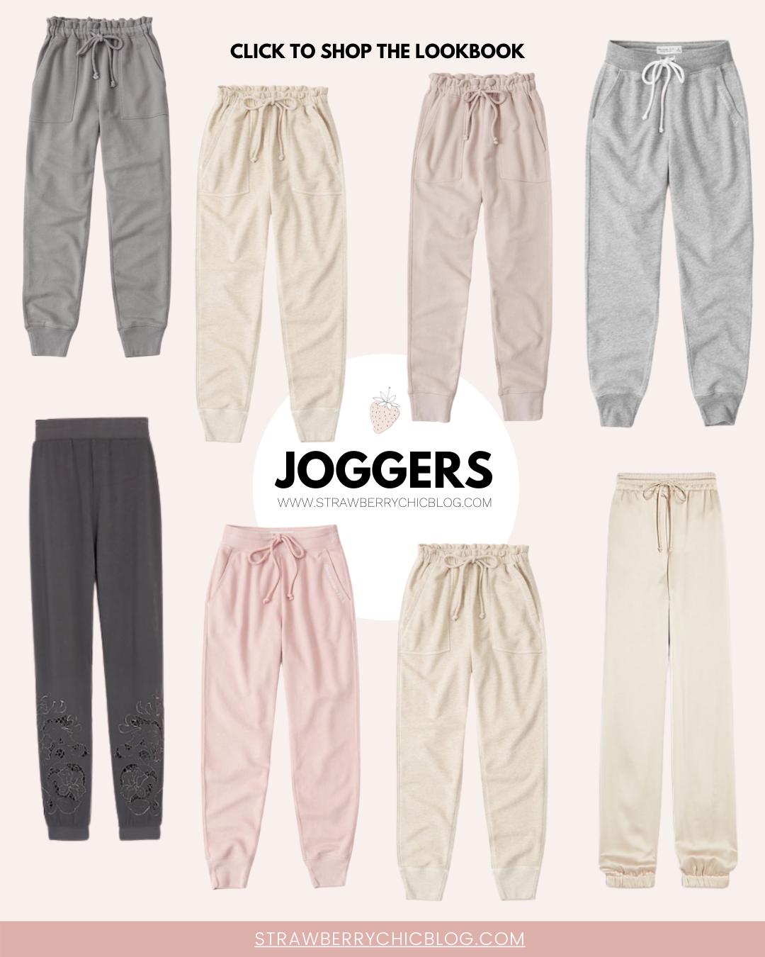 Cute Ways to Wear Joggers