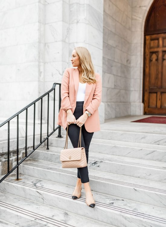 How to Build a Workwear Capsule Wardrobe