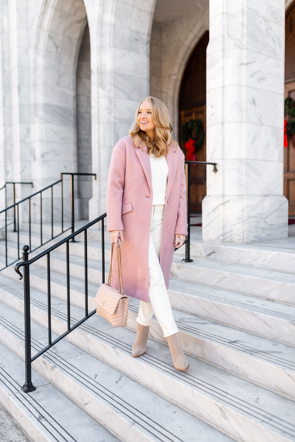 Winter wardrobe pieces from Express