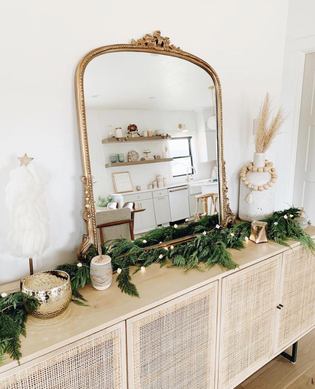 antique style mirrors