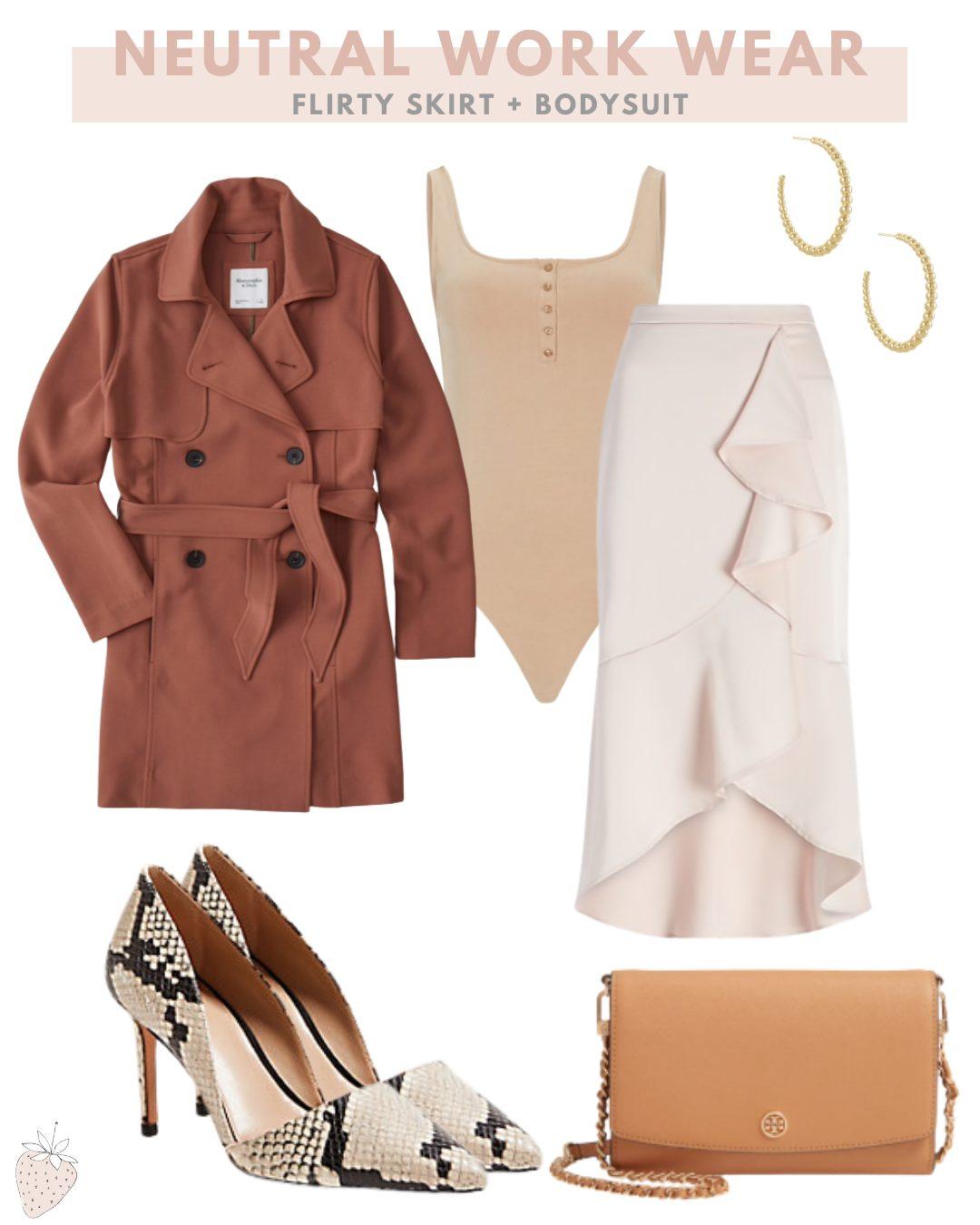 5 Neutral Work Wear Looks