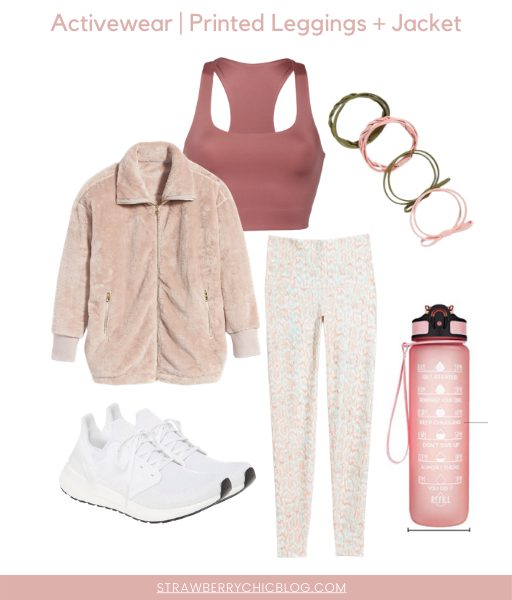 Activewear Looks to Keep You Motivated