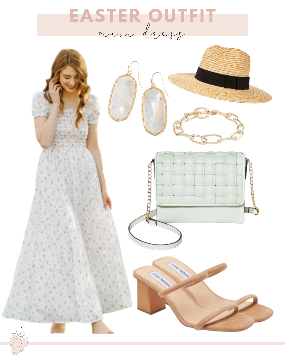 5 Easter Outfit Ideas