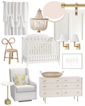 girlnurseryinspiration