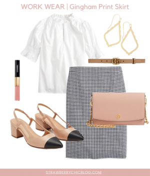 Spring Work Wear Looks You Can Wear Now and Later