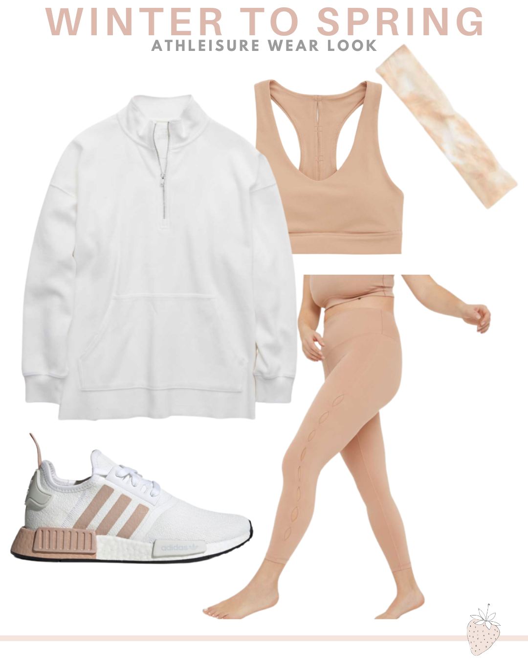 athlesiure spring outfit