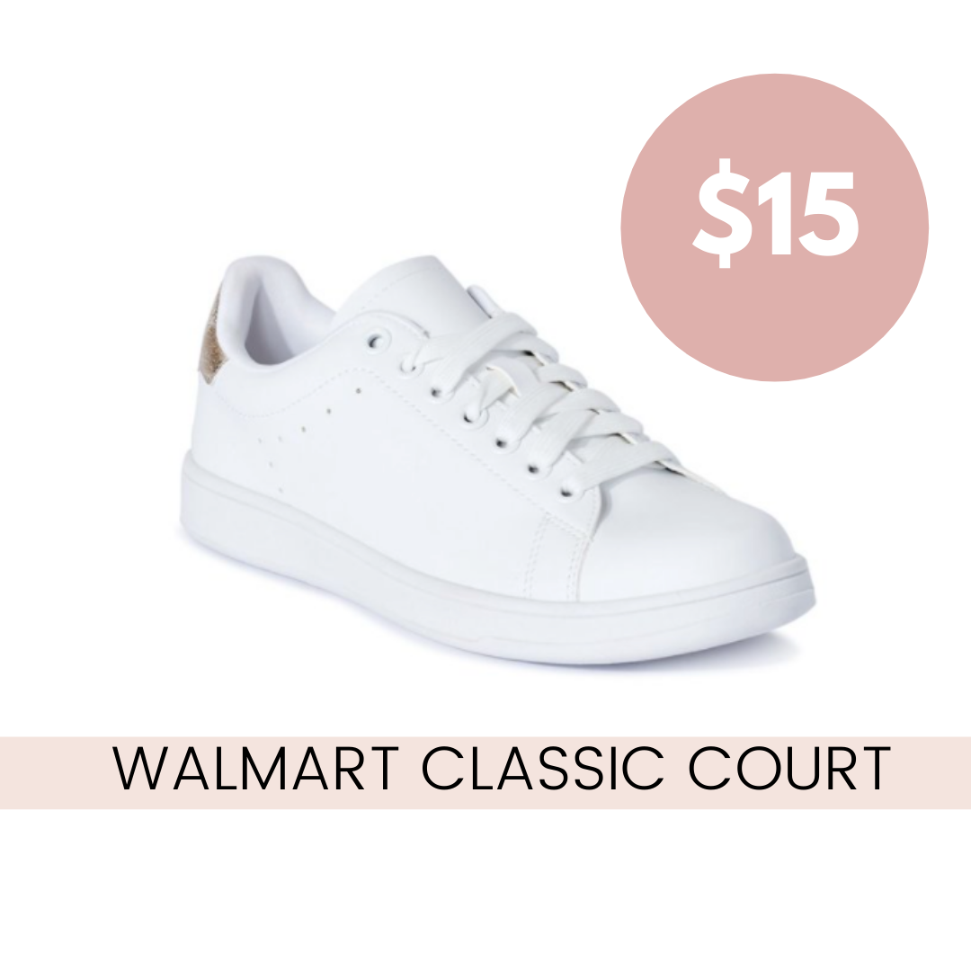 walmarttimeandtruwhitesneaker