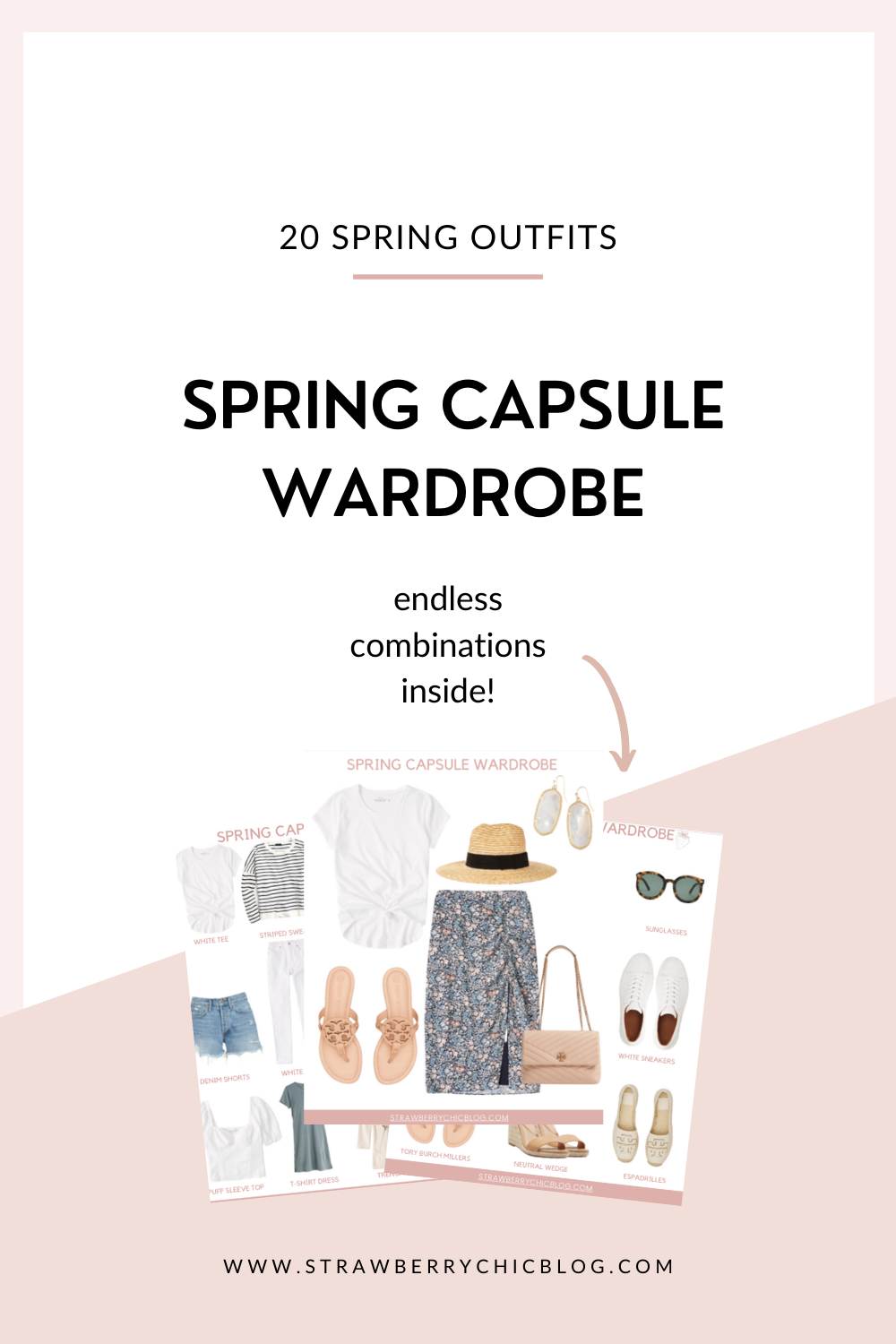 20 outfit for spring