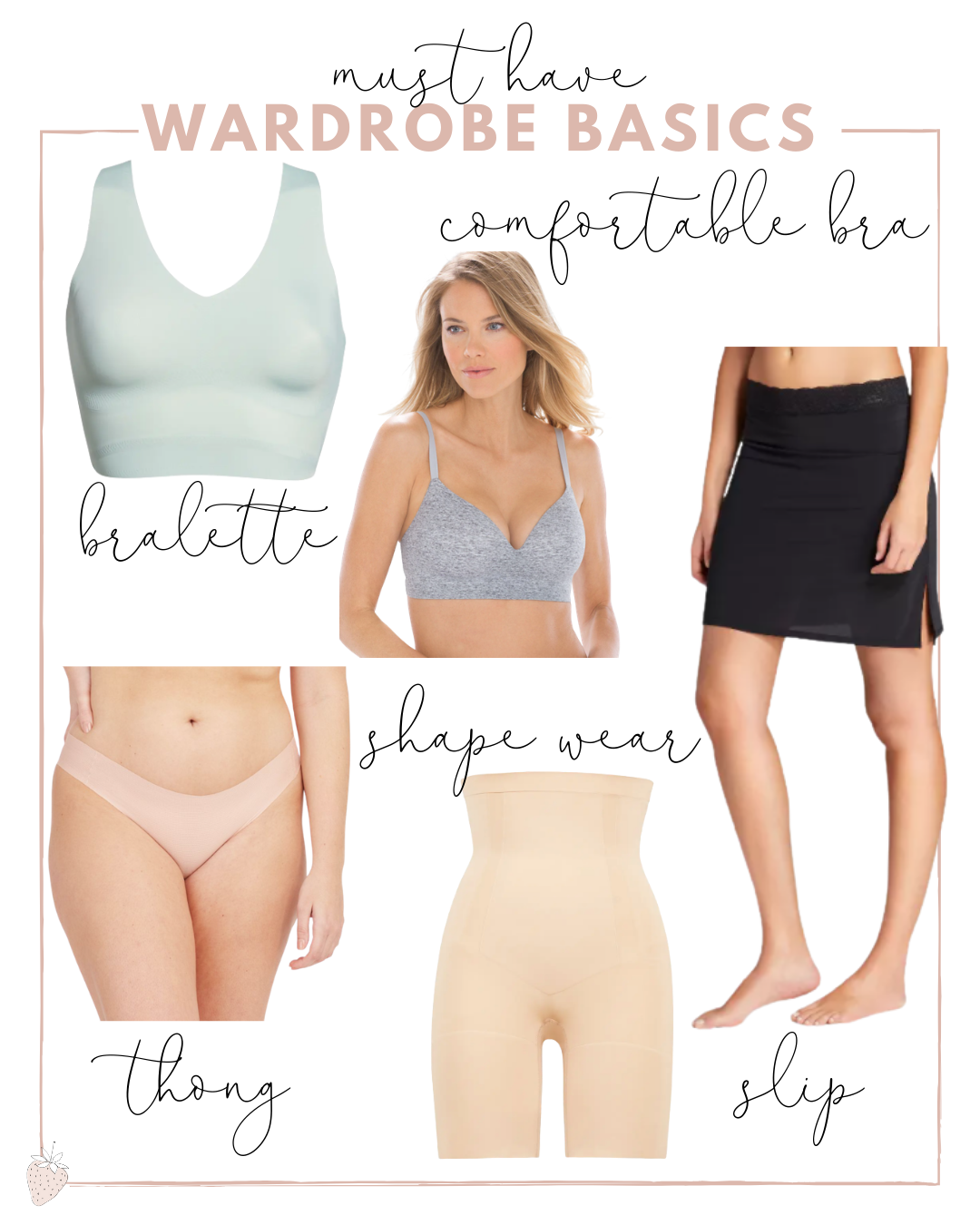 Best Wardrobe Basics