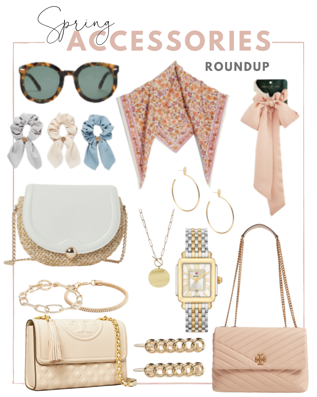 The Ultimate Spring Accessory Roundup