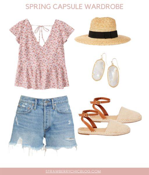 breathable spring wardrobe