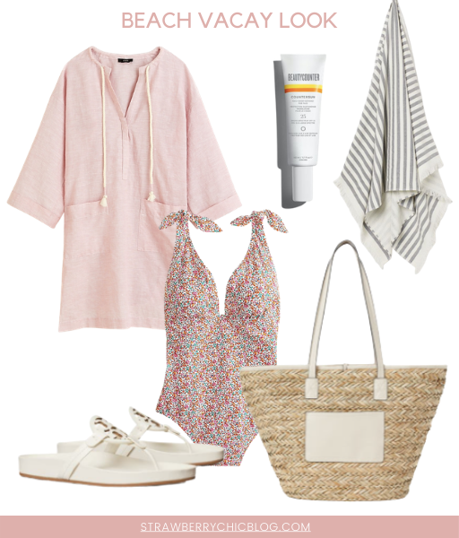 5 Outfits for Your Next Beach Vacation