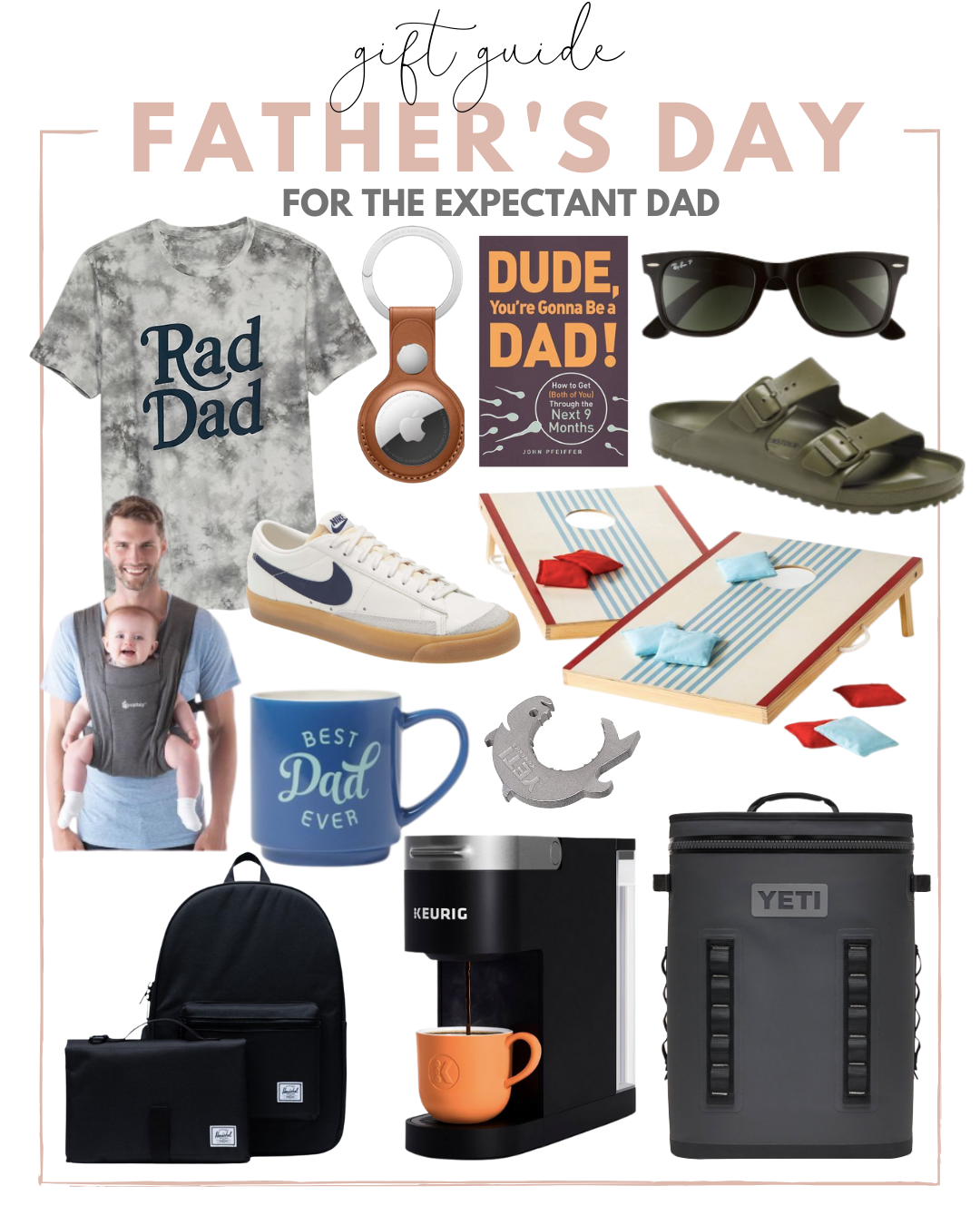 The Best Gifts for Expectant Fathers