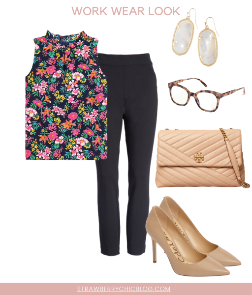 How To Style Classic Wardrobe Basics like black pants