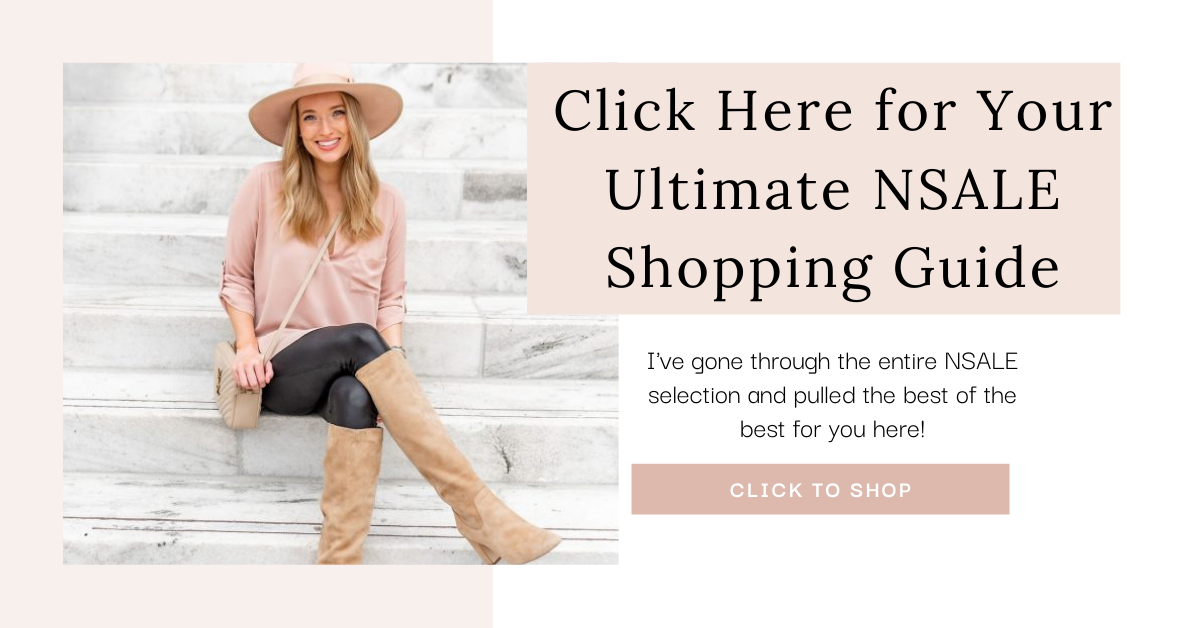 Ultimate NSale Shopping Guide