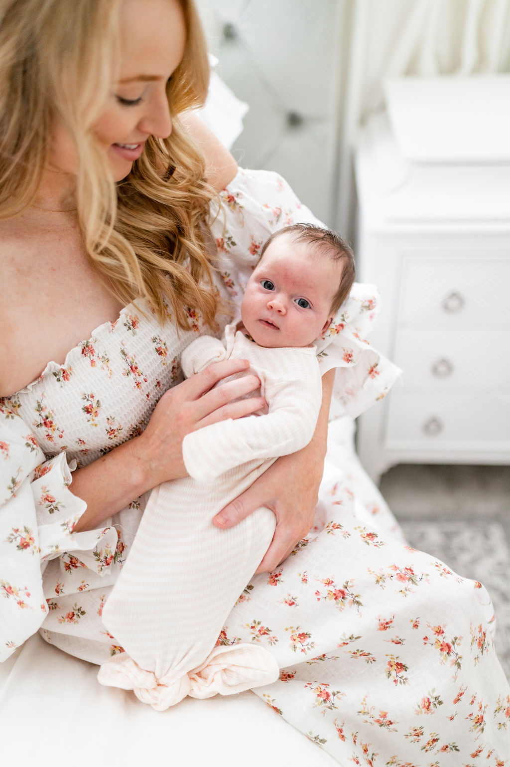 manageable ways to still feel put together during maternity leave