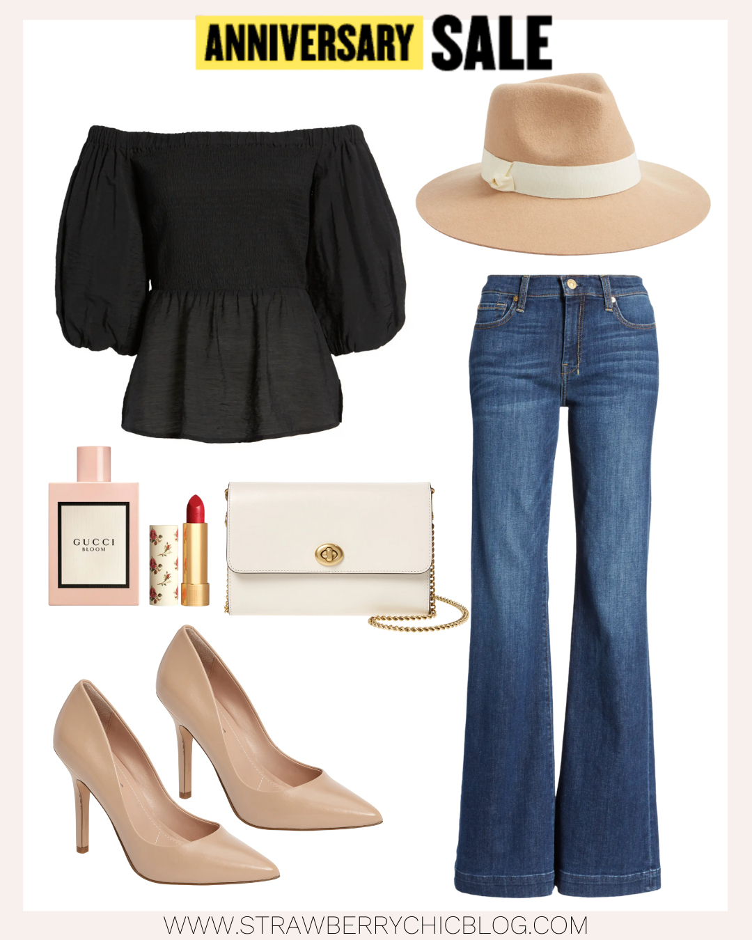 date night fall outfit idea