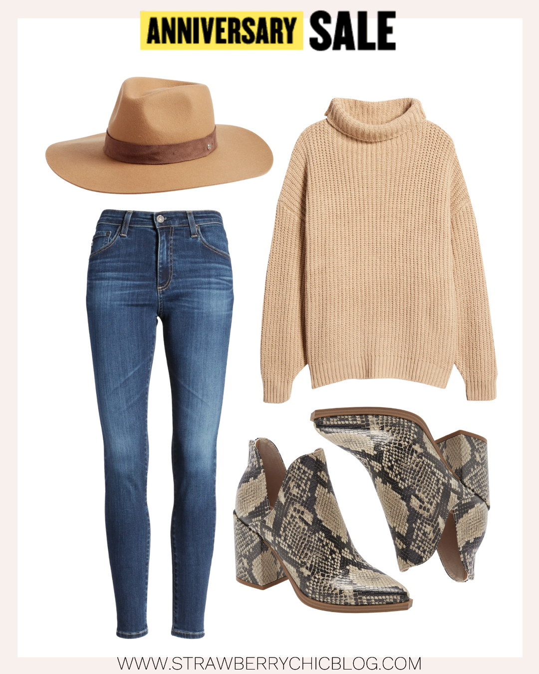 Fall Outfit Ideas from the Nordstrom Anniversary Sale
