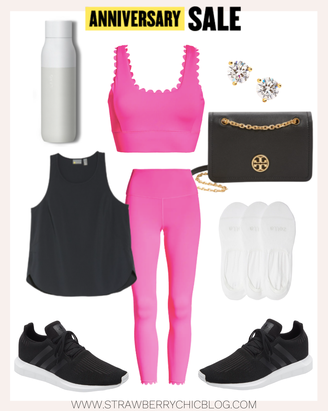 Nordstrom Anniversary Sale workout outfit
