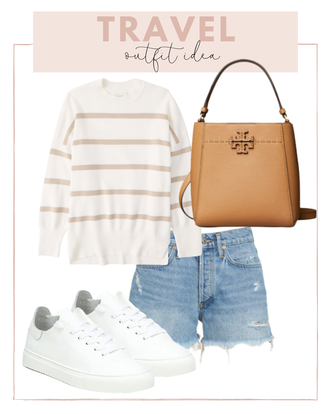 10 easy summer travel outfits