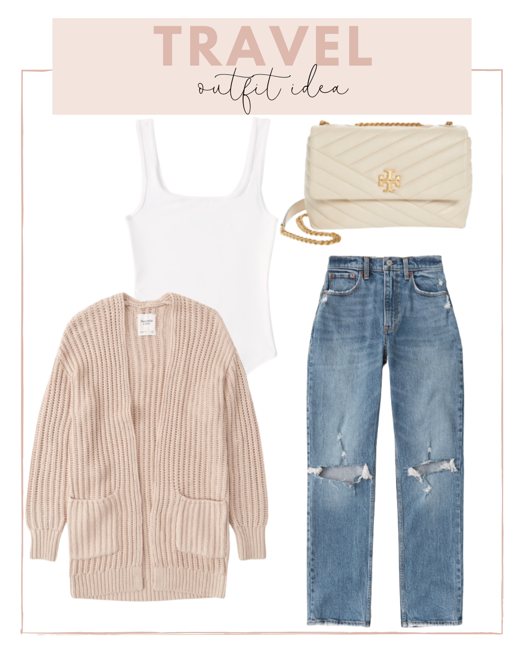 Easy outfits for traveling