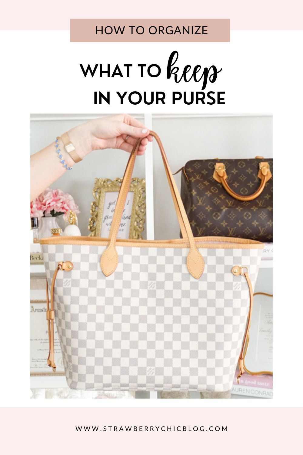 What Should You Keep In Your Purse