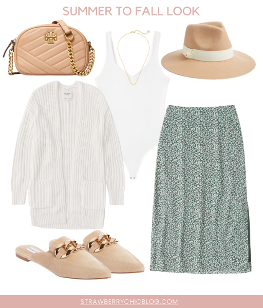 20+ summer to fall transitional outfits