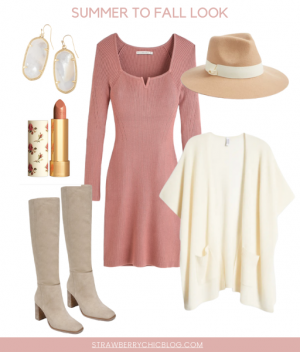 early fall outfit ideas