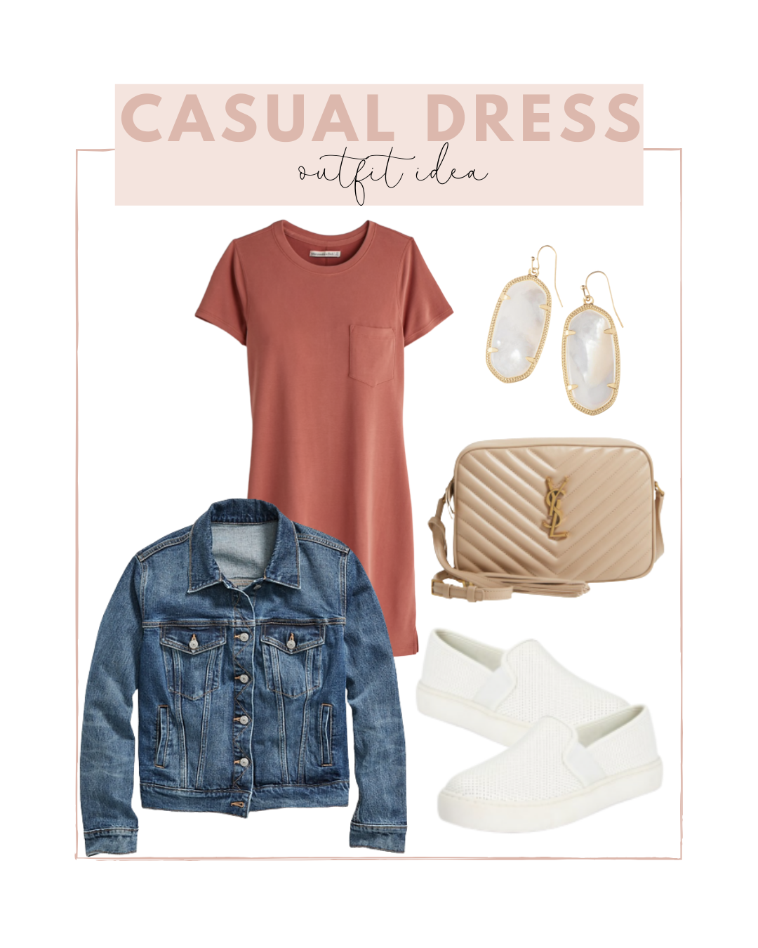 casual dresses for everyday wear