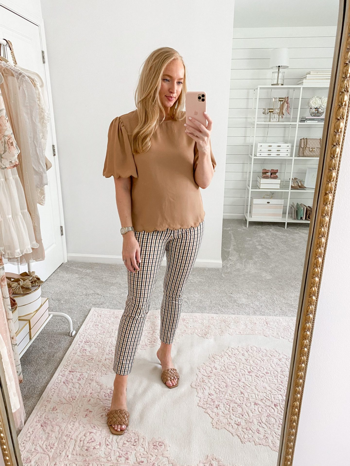 fall office outfit
